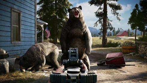 ファークライ5:熊