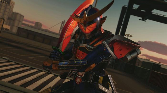 仮面ライダー鎧武1