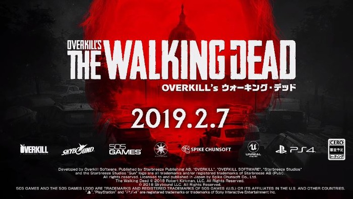 OVERKILL's The Walking Dead-20181106-1