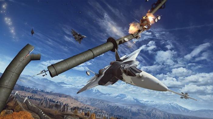バトルフィールド4:戦闘機