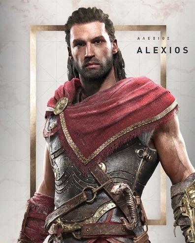 アレクシオス