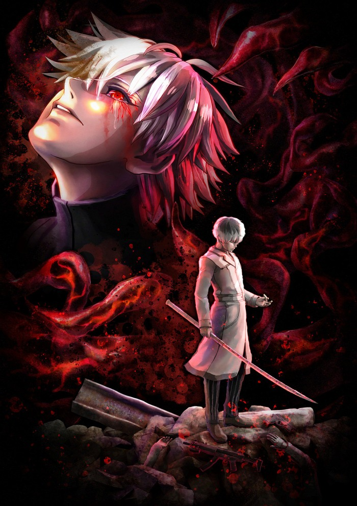 東京喰種 :re【CALL to EXIST】
