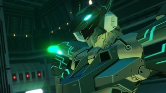 ANUBIS ZONE OF THE ENDERS : M∀RS(3)