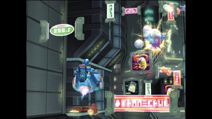 ロックマンX8