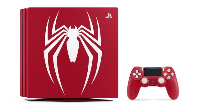 PS4Pro Marvel's Spider-Man
