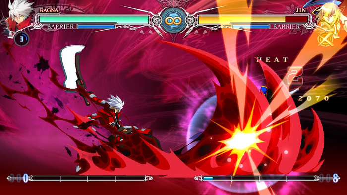 BLAZBLUE CENTRALFICTION