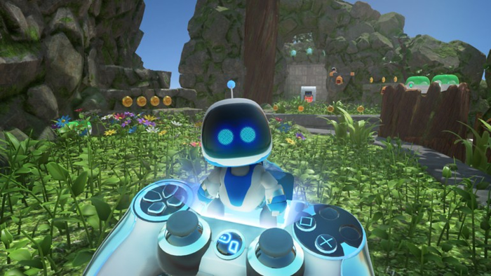ASTRO BOT:RESCUE MISSION