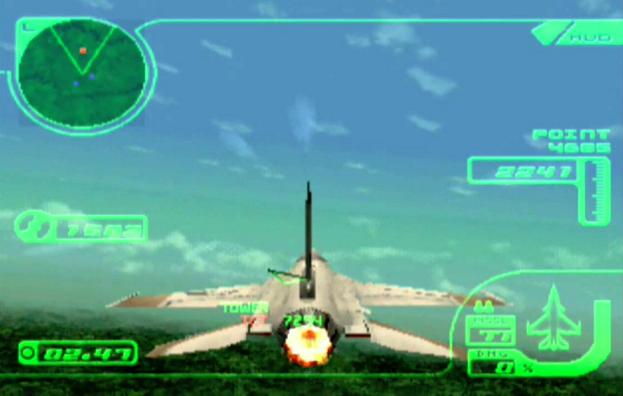 エースコンバット3
