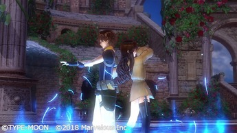 Fate/EXTELLAオープニング(4)