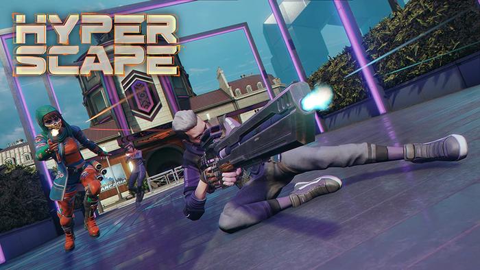 Ubi新作バトロワ『ハイパースケープ』8月12日にPS4/XboxOne/PCでシーズン1が開始!新武器などコンテンツ盛りだくさん