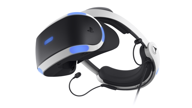<br />PlayStation VR