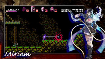 Bloodstained:Curse of the Moon(2)