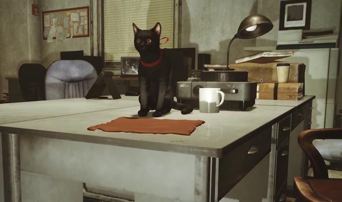サイコブレイク2:猫