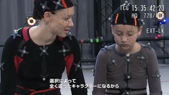 アクターズインタビュー(1)