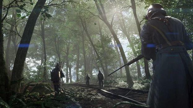 アルゴンヌの森