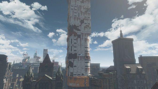 トリニティタワー
