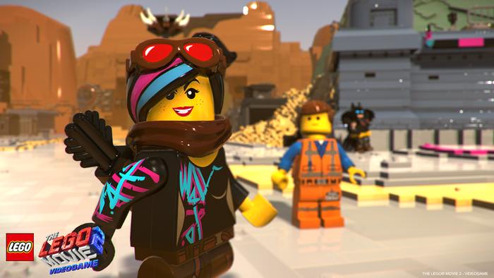 レゴ ムービー2 ザ・ゲーム