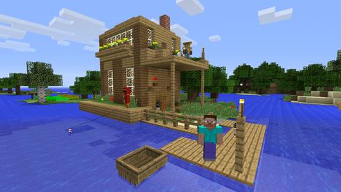 Minecraft(2)