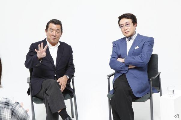 加山雄三×鈴木史朗