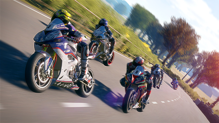 TT Isle of Man:Ride on the Edge