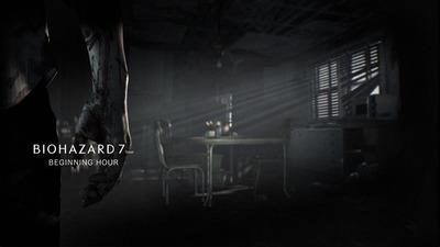 バイオハザード7