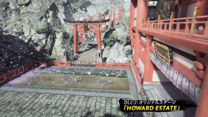 鉄拳7:DLCステージ(3)