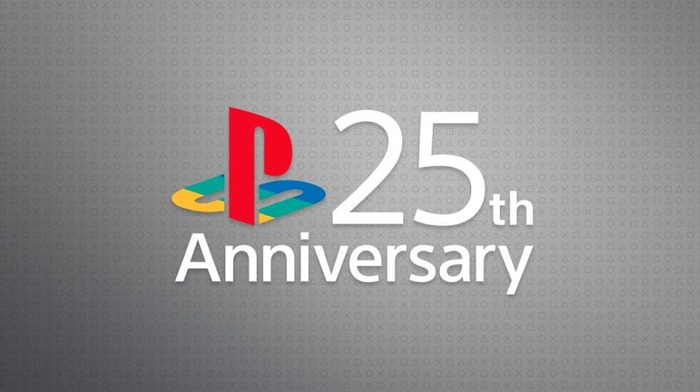 PS25周年