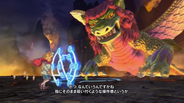 二ノ国II:ゲームシステム編(1)