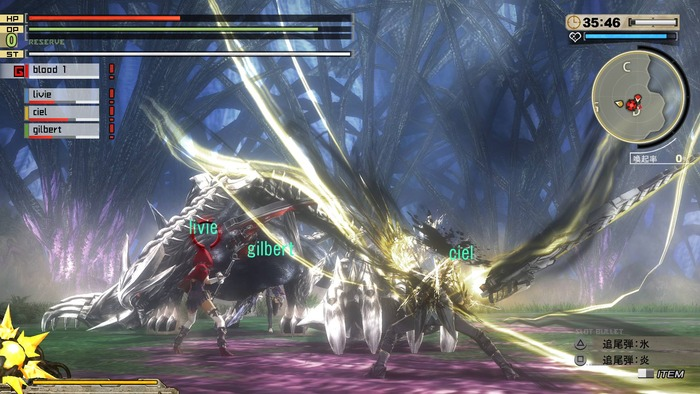 GOD EATER 2 RAGE BURST(2)