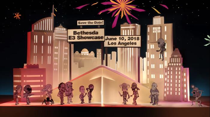 Bethesda E3 2018 Showcase