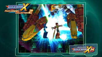 ロックマンX アニバーサリー コレクション1+2(9)