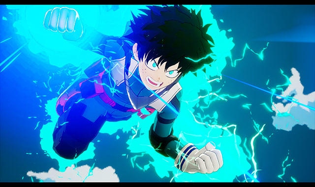 僕のヒーローアカデミア One's Justice(2)