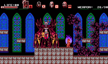Bloodstained:Curse of the Moon(5)