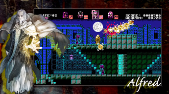 Bloodstained:Curse of the Moon(3)