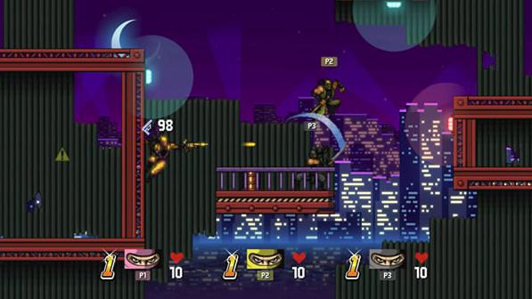 Ninja Shodown8