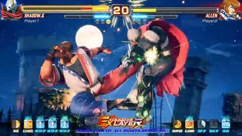 FIGHTING EX LAYER 対戦動画(6)