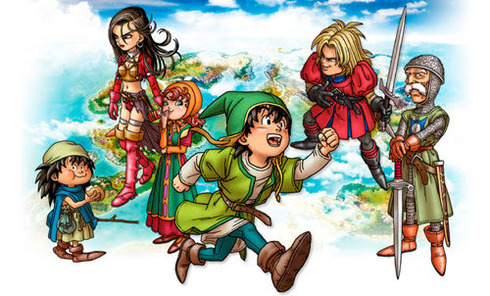 ドラゴンクエストVII エデンの戦士たち
