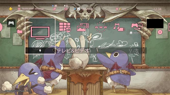 PS4テーマ2