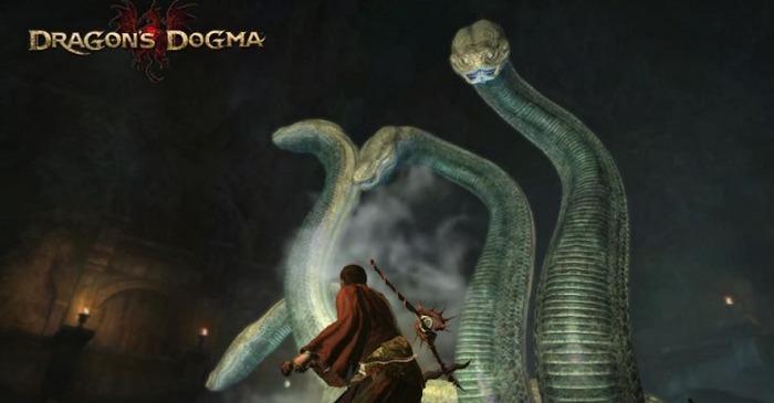 ドラゴンズドグマ アークハイドラ