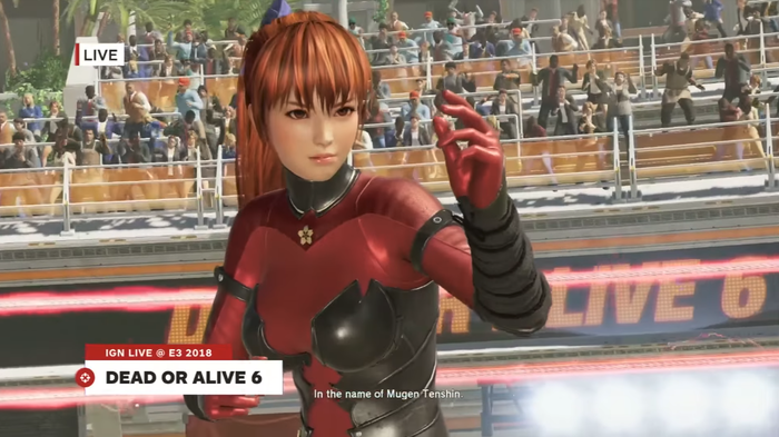 DEAD OR ALIVE6