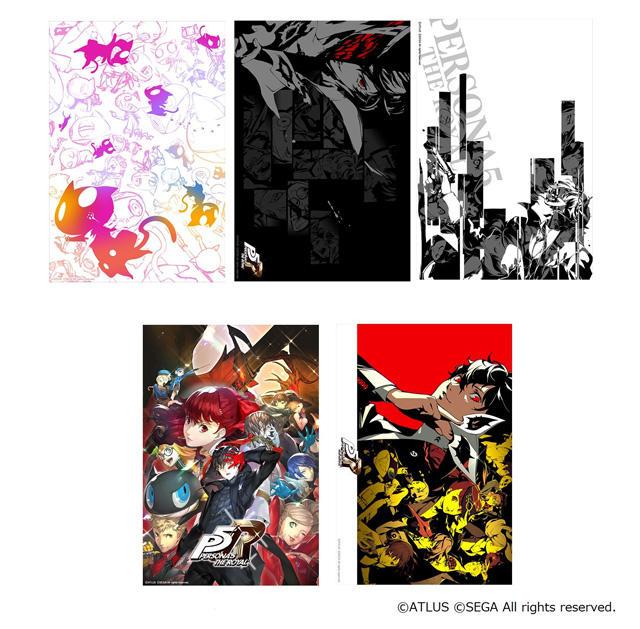 購入特典オリジナルデザインポストカード