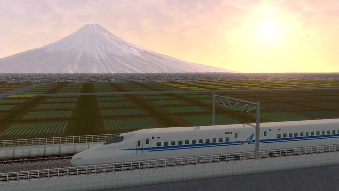 A列車で行こうExp. :田舎の風景