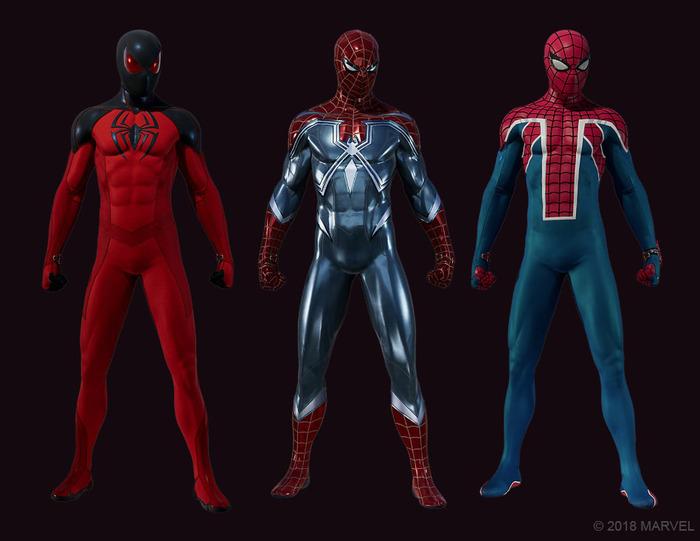スパイダースーツ