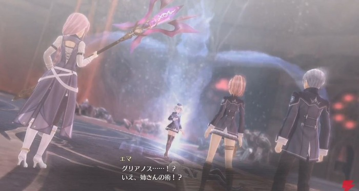 閃の軌跡4(1)