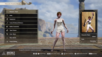 Soul Calibur VI(3)