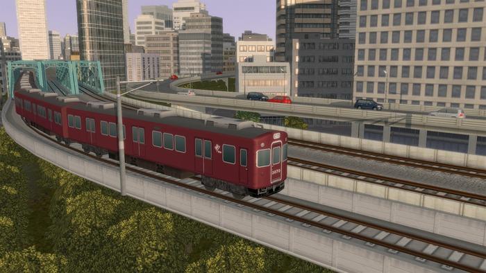 A列車で行こうExp.:複線
