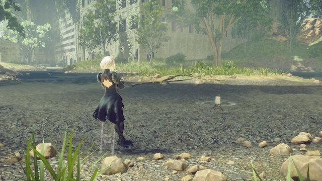 NieR:Automata:釣り class=