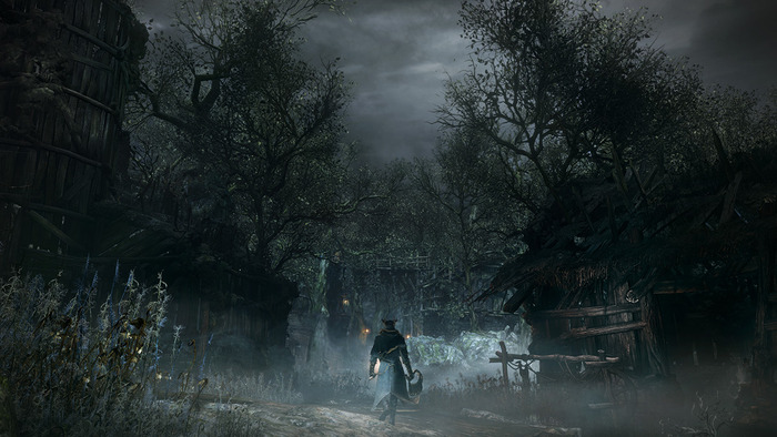 Bloodborne:禁域の森