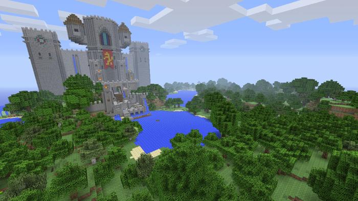 Minecraft(景観)