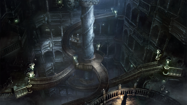 Bloodborne:実験棟